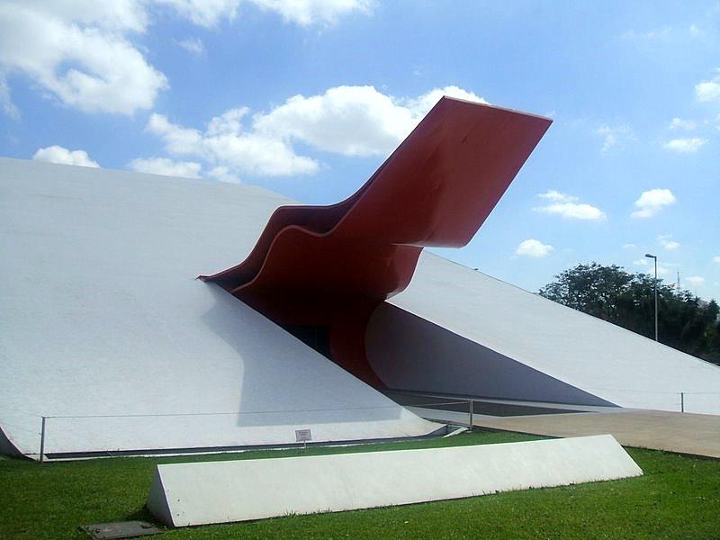 Décès d'Oscar Niemeyer Audito10
