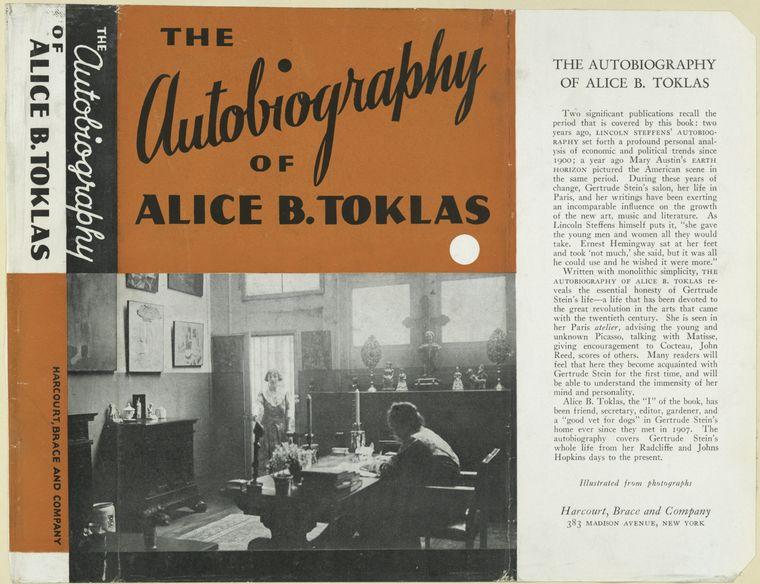 Gertrude Stein Autobi10