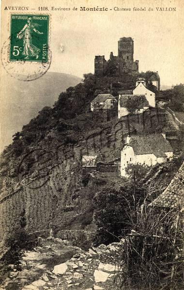 Saint Geniez d'Olt (Aveyron) visité sur le Web Av123510