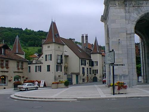 Baume les Dames en Franche Comté Baumer11