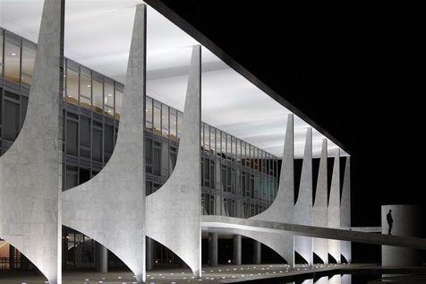 Décès d'Oscar Niemeyer Brasil10