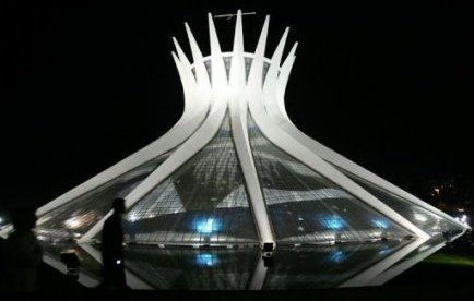 Décès d'Oscar Niemeyer Brasil12