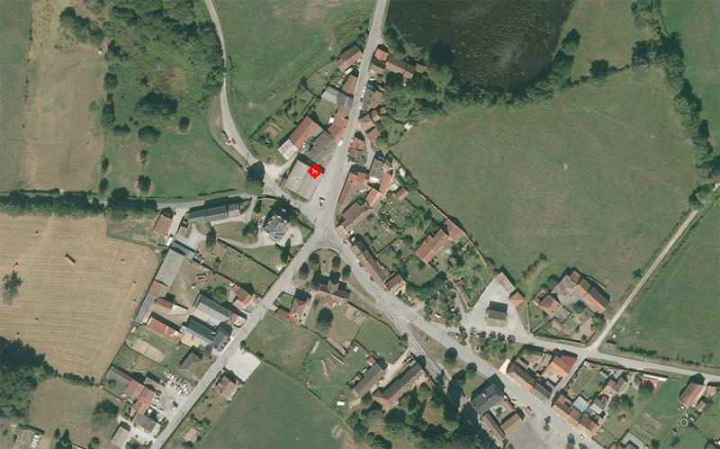 Mardi 27 décembre 2011 - Mon nom est Personne - entre St Georges la Pouge et St Sulpice les champs Carte_10