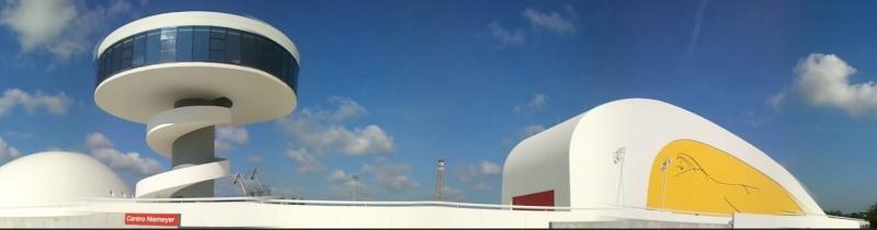 Décès d'Oscar Niemeyer Centro10