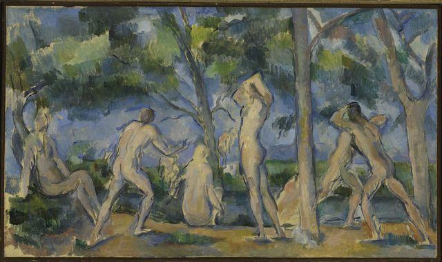 Gertrude Stein Cezann11