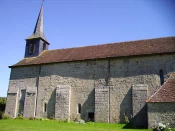 Mardi 27 décembre 2011 - Mon nom est Personne - entre St Georges la Pouge et St Sulpice les champs Chambe10