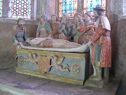 Baume les Dames en Franche Comté Chapel11