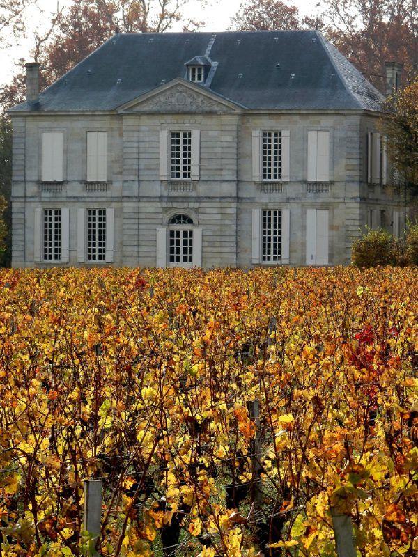 Mérignac, banlieue de Bordeaux Chatea12