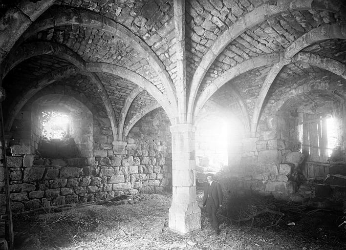 St Cyr - Ardèche Chatea14