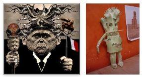 Juxtapositions oulipiennes d'images - Poésie des contrastes Cheveu10