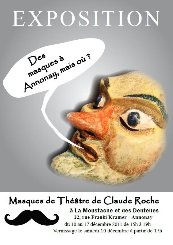 Masques par Claude Roche Claude19