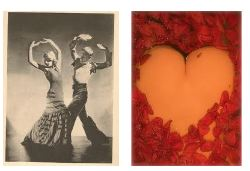 Juxtapositions oulipiennes d'images - Poésie des contrastes Coeurs10