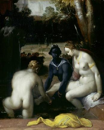 la plus belle peinture hollandaise de femme nue Cornel16
