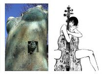 Juxtapositions oulipiennes d'images - Poésie des contrastes Corps10