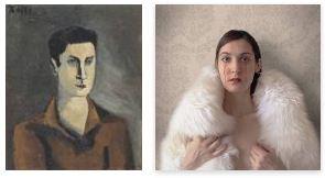 Juxtapositions oulipiennes d'images - Poésie des contrastes Couple10
