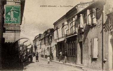 Ambès, entre Garonne et Gironde Cx330010