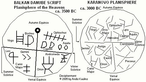 Esthétique des tablettes d'argile Danube10