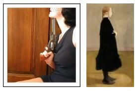 Juxtapositions oulipiennes d'images - Poésie des contrastes Duel10
