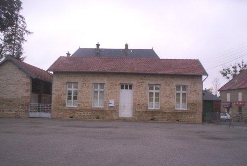 Mardi 27 décembre 2011 - Mon nom est Personne - entre St Georges la Pouge et St Sulpice les champs Ecolea10
