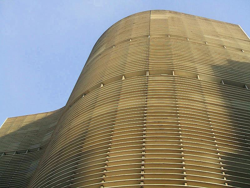 Décès d'Oscar Niemeyer Edifac10