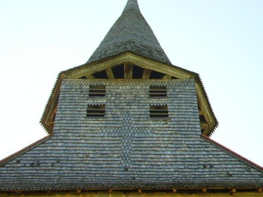 Mardi 27 décembre 2011 - Mon nom est Personne - entre St Georges la Pouge et St Sulpice les champs Eglise12