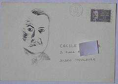 Mardi 27 décembre 2011 - Mon nom est Personne - entre St Georges la Pouge et St Sulpice les champs Envelo10