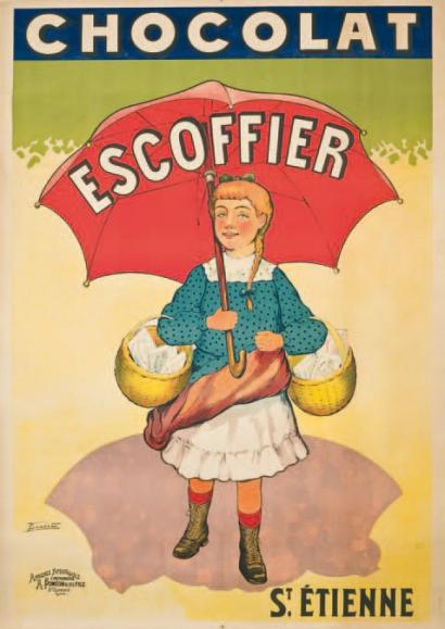 La Fouillouse près de St Etienne, et le chocolat Escoff10