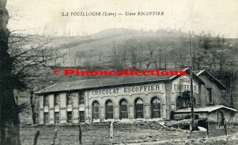 La Fouillouse près de St Etienne, et le chocolat Escoff11