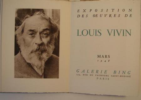 Louis Vivin (1861, 1936) Expo4810