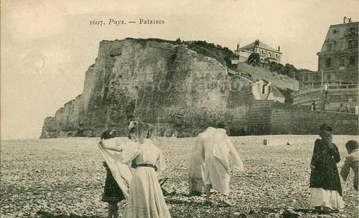 Falaises de Dieppe Falais10