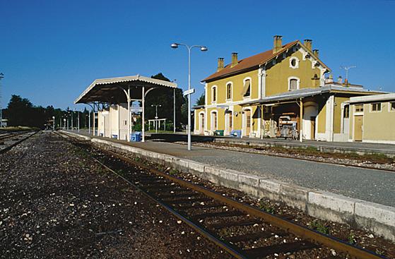 Monsempron-Libos Gare10