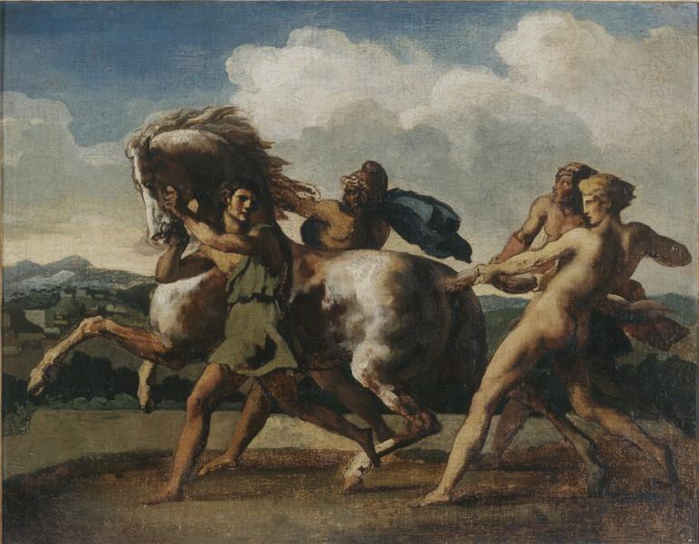 Le XIXème de Goya à Gauguin -Maurice Raynal - 1951 - SKIRA Gerica11
