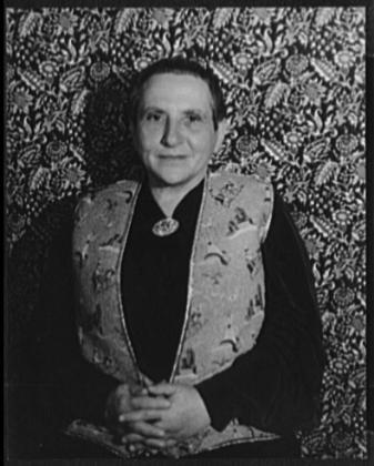 Gertrude Stein Gertru17