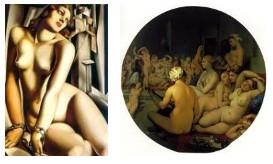 Juxtapositions oulipiennes d'images - Poésie des contrastes Harem10