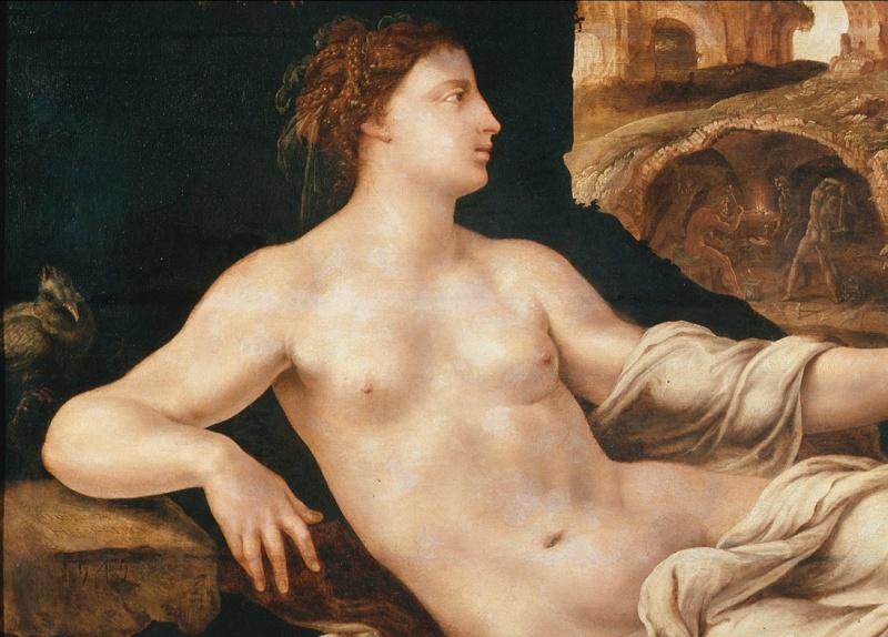 la plus belle peinture hollandaise de femme nue Heemsk10