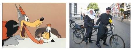 Juxtapositions oulipiennes d'images - Poésie des contrastes Honnis10