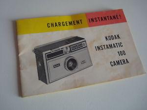 Premier appareil photo Instamatic Instam10