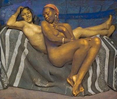 Recherche web sur les nus allongés Jacque10