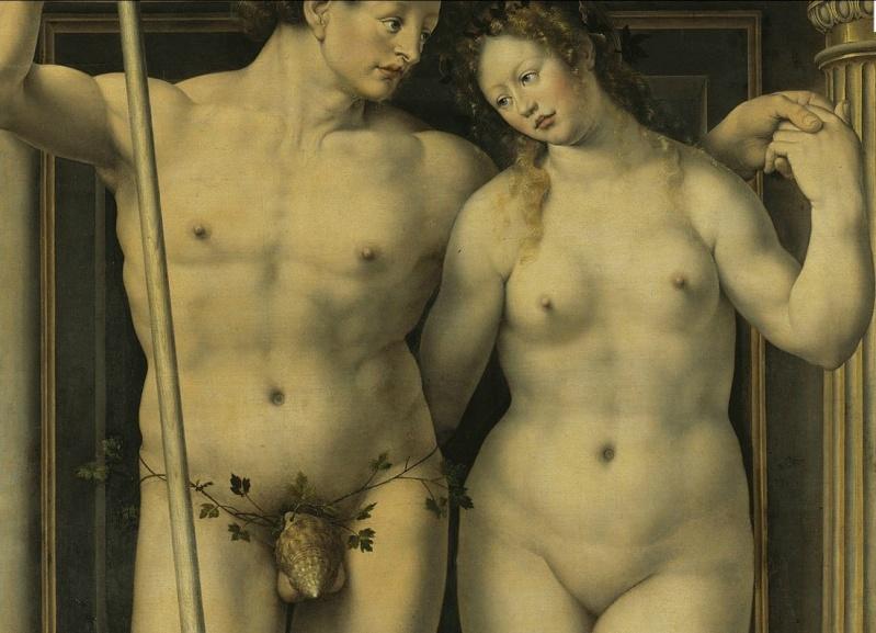 la plus belle peinture hollandaise de femme nue Jangos10