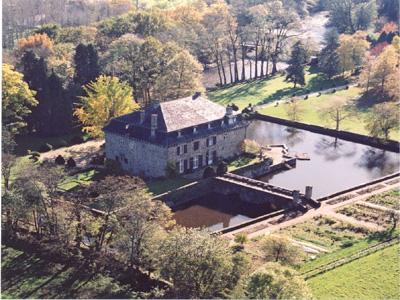 Voutezac (Corrèze) visitée sur le Web Jardin11
