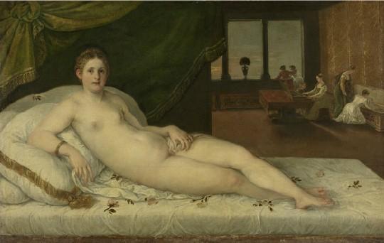 la plus belle peinture hollandaise de femme nue Lamber10