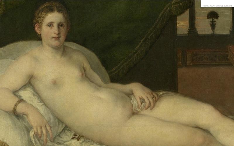 la plus belle peinture hollandaise de femme nue Lamber11