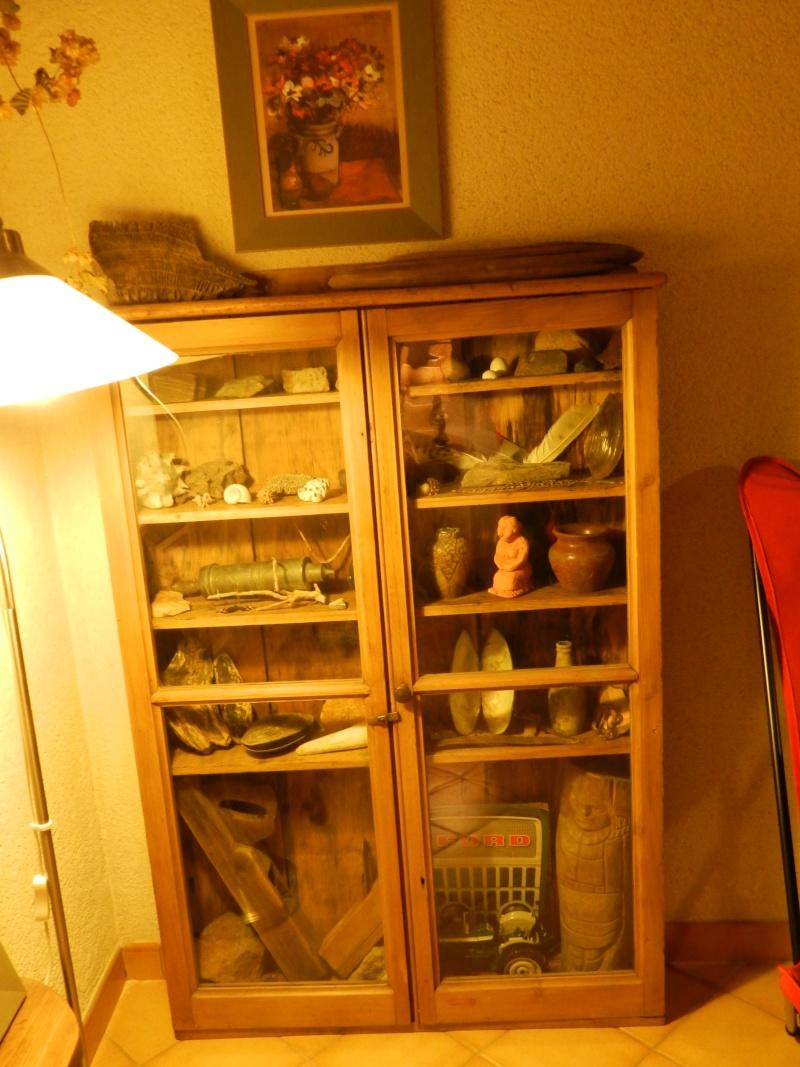 une vitrine pour mes objets Legran32