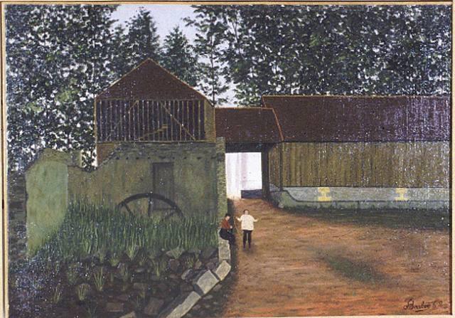 Camille Bombois 1883-1970 Levieu10