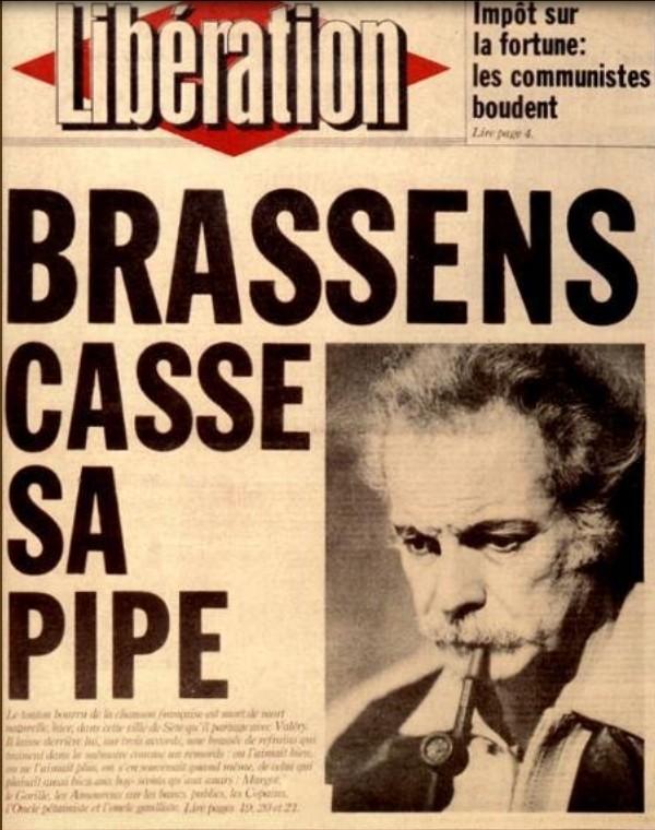Samedi 22 octobre 2011 - 1921 naissance de Brassens Liba10