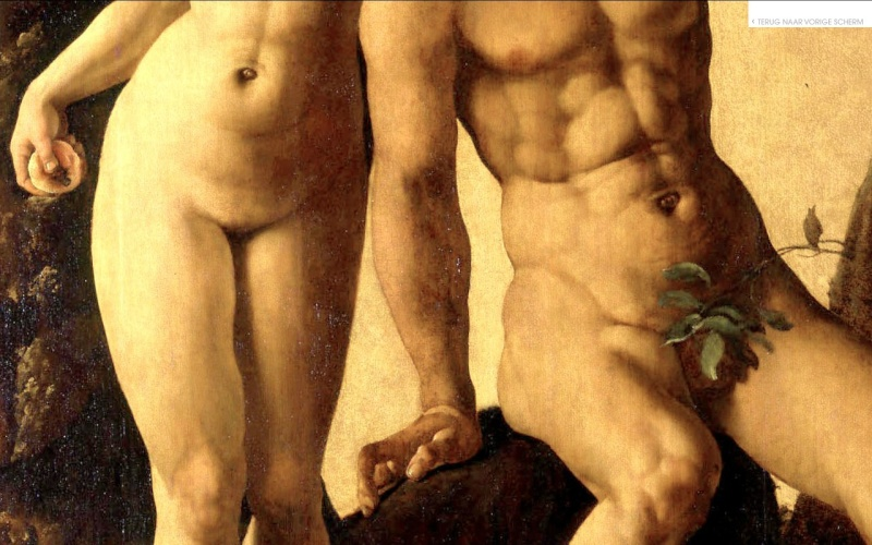 la plus belle peinture hollandaise de femme nue Maarte10