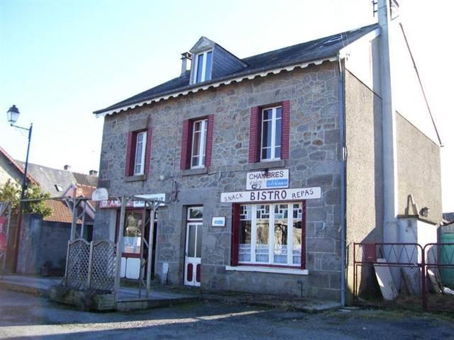 Mardi 27 décembre 2011 - Mon nom est Personne - entre St Georges la Pouge et St Sulpice les champs Maison12