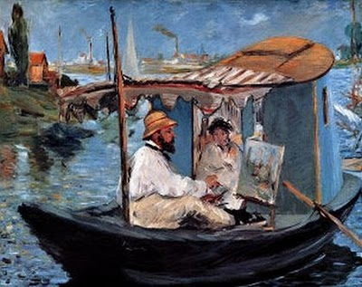 Monet par Pascal Bonafoux Manet_10