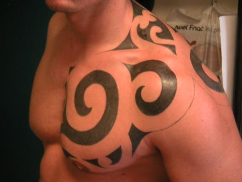 Spirales éclectiques Maori-10