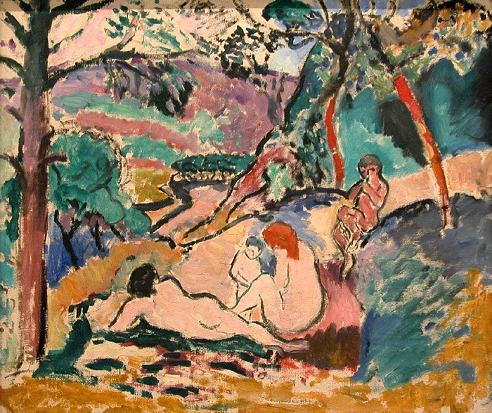 La peinture moderne - Maurice Raynal - 1953 - SKIRA Matiss13